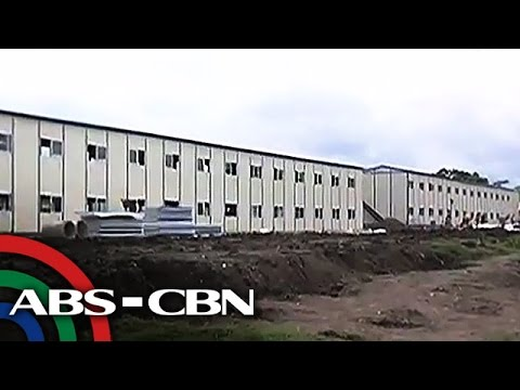 TV Patrol: 'Mega drug rehab' facility, malapit nang buksan