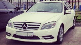 Как снять и установить 4 в 1  Mercedes-Benz C 200 W204 CGI BlueEFFICIENCY 2010г. 271.860 EVO