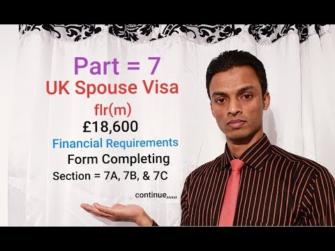 Spouse Visa Extend 2018  || Spouse Visa process