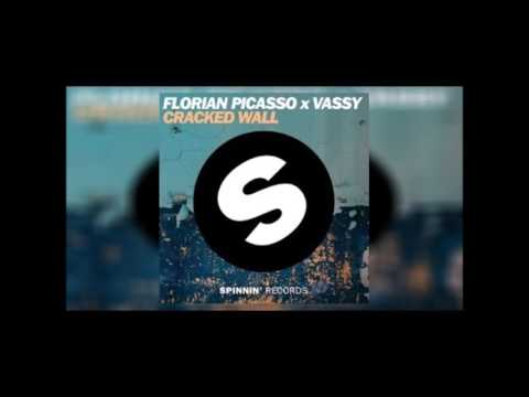 Florian Picasso x VASSY - Cracked Wall