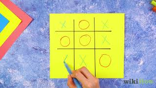 How to Win aт Tic Tac Toe