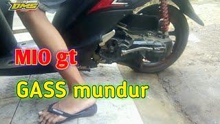 Mio GT GAS mundur