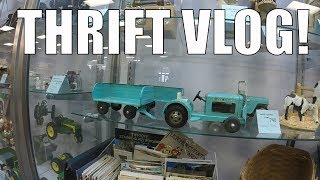 Thrift Store Shopping for Resale Vlog - Some Tips and Tricks