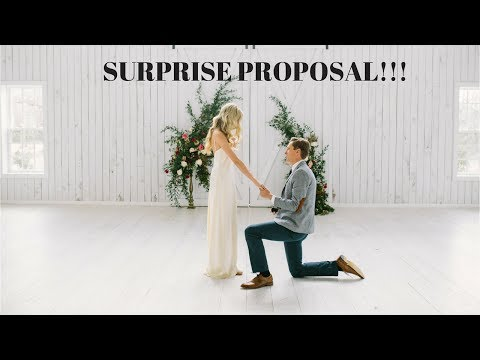 Surprise Proposal!!!!! Quay and Ellen | Ellen Ashton Photography | Best surprise Proposal