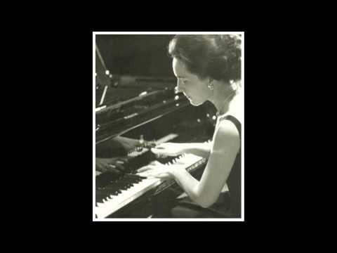 Françoise Thinat plays Dukas Piano Sonata in E-flat minor