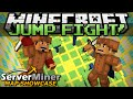 "ServerMiner Map Showcase - ""Jump Fight"" Minigame!"