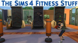 THE SIMS 4 FITNESS STUFF PACK ?!?!?!
