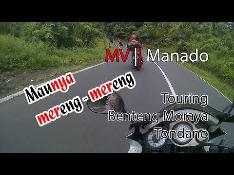 Tour Benteng Moraya Part I of 2 || MV||Manado || Motovlog #8