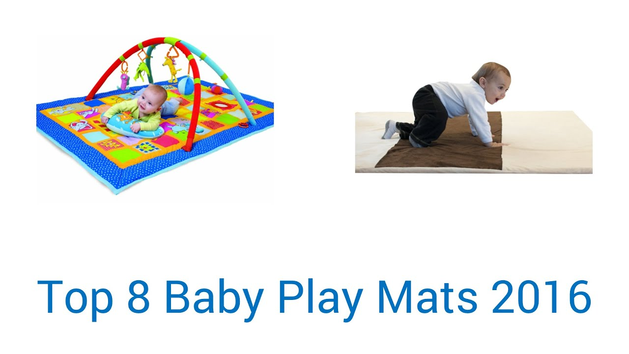 8 Best Baby Play Mats 2016 Youtube