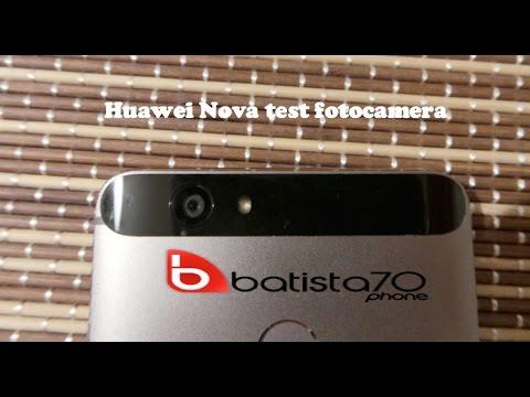 Huawei Nova Full HD video