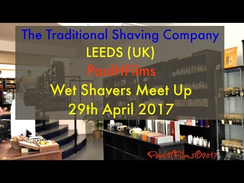 The Traditional Shaving Company  In LEEDS (UK)