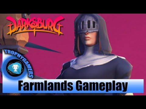 Darksburg - Farmlands Abigail Gameplay - Playthrough |