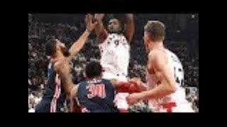 Washington Wizards vs Toronto Raptors - Full Game Highlights - Game 2 - April 17, 2018 - N #2