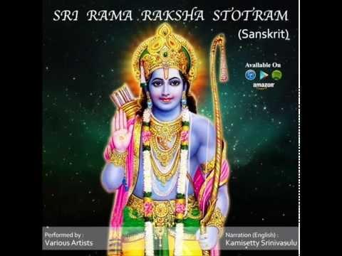 Sri Rama Raksha Stotram by P. Unnikrishnan on Amazon Music