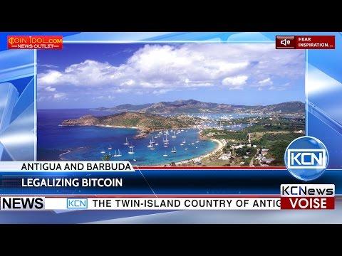 KCN Caribbean islands to adopt bitcoin