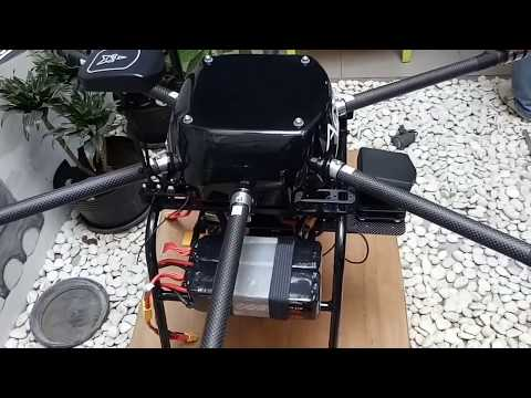 Review Drone ACSL PF-1 Survey