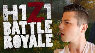 """""""HIJ ZIT GEWOON NAAST MIJ!"""" - H1Z1 Battle Royale #2"""