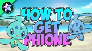 How To Get Phione - Pokemon Brick Bronze
