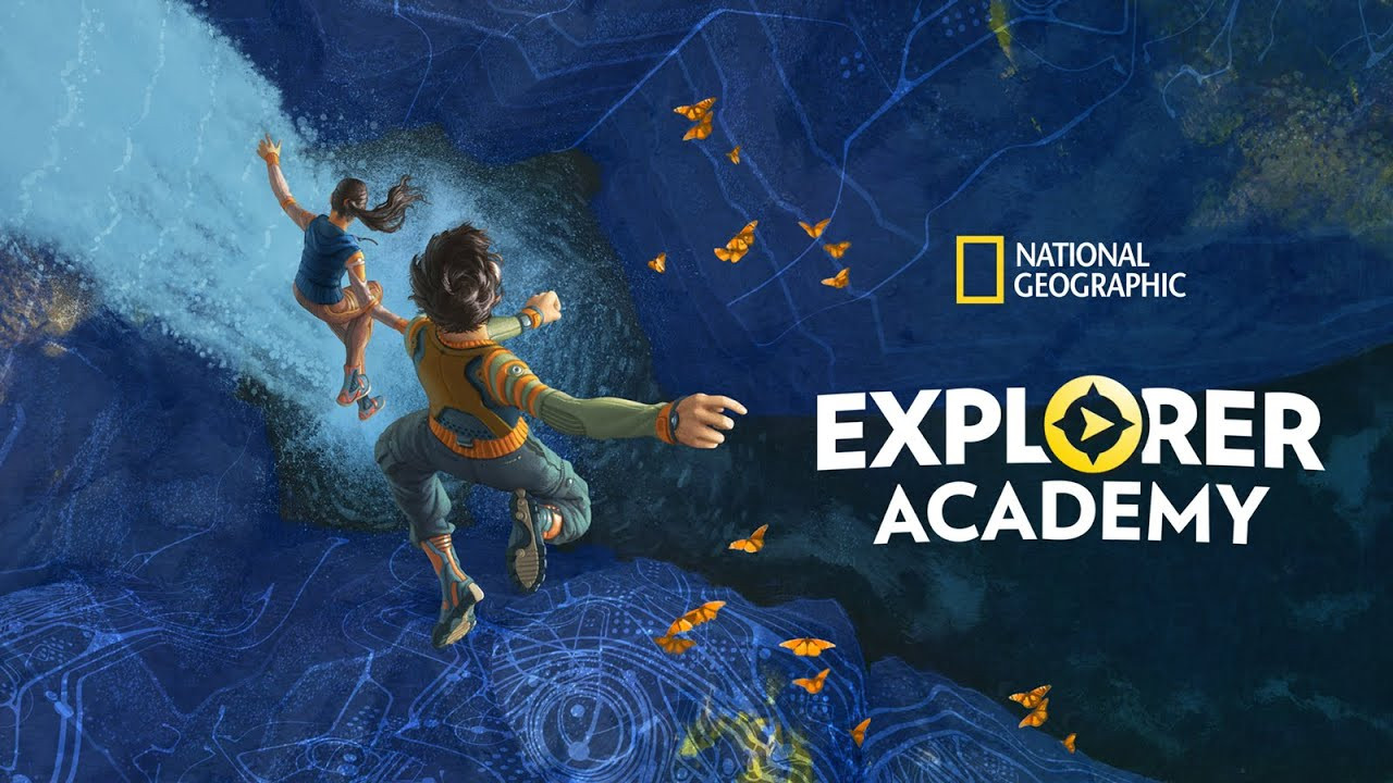 Image result for explorer academy nebula secret