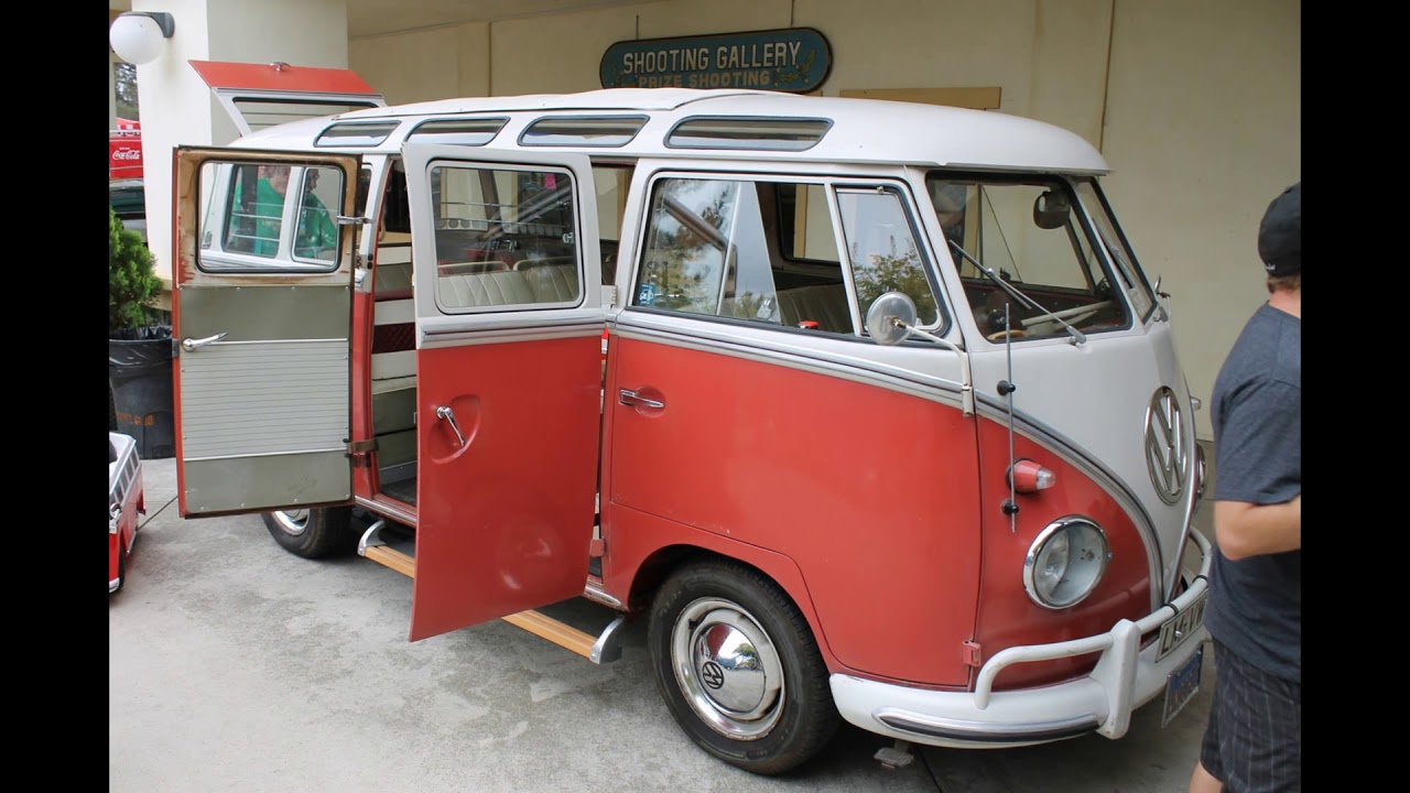 The Vintage VW Treffen is held every two years in September