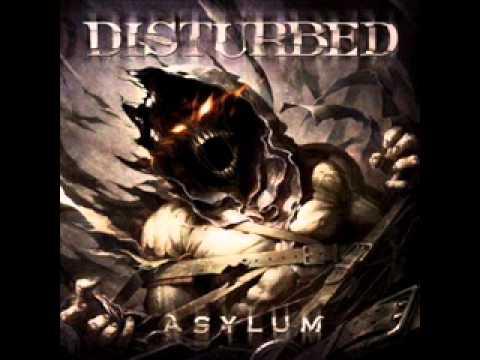 Disturbed Sacrifice With Lyrics.wmv