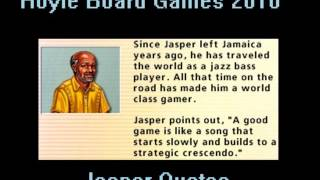 Hoyle Board Games 2010 - Jasper Quotes
