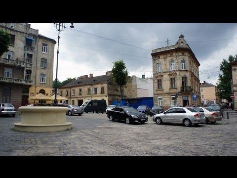 Walking in L'viv (Ukraine)