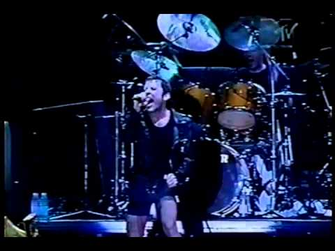 Bruce Dickinson   Skol Rock 97   Ibirapuera Stadium,São Paul