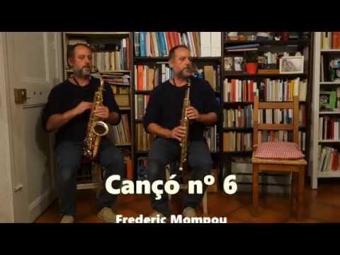 Canción nº 6 - Frederic Mompou