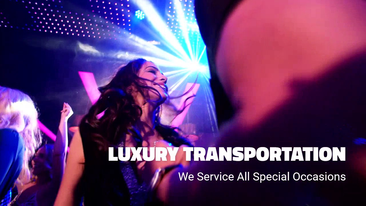 Limo Service in Alabama - Limos & Party Buses For All Occaions - YouTube
