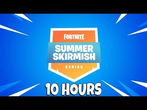 Fortnite Summer Skirmish Theme Song 10 Hours