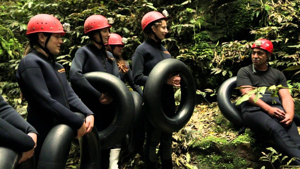 CaveWorld Waitomo