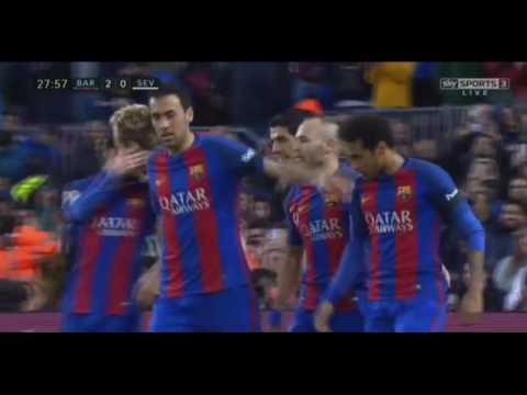Download Barcelona 3-0 Sevilla All Goals Highlights 05/04/2017