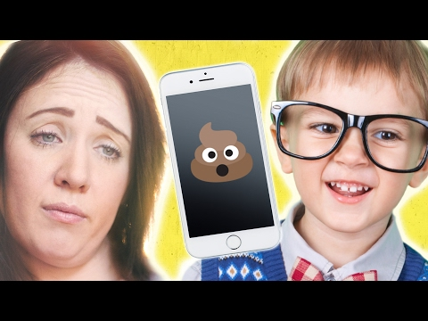 Thumbnail: Texts Kids Send To Their Parents