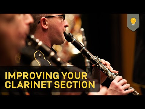 Improving Your Clarinet Section Through The Use of Clarinet Quartets