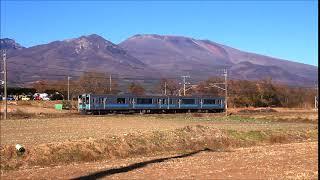 E127系100番台A2編成しなの鉄道試運転②