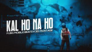 kal ho na ho | pubg mobile beatsynced montage | jerry2op