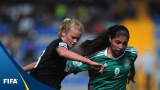 El Tri batter Kiwis into submission