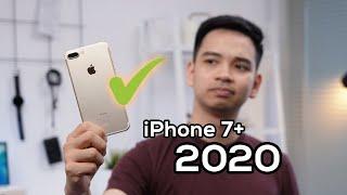 Beli iPhone 7 Plus di tahun 2020? Masih LAYAK banget!