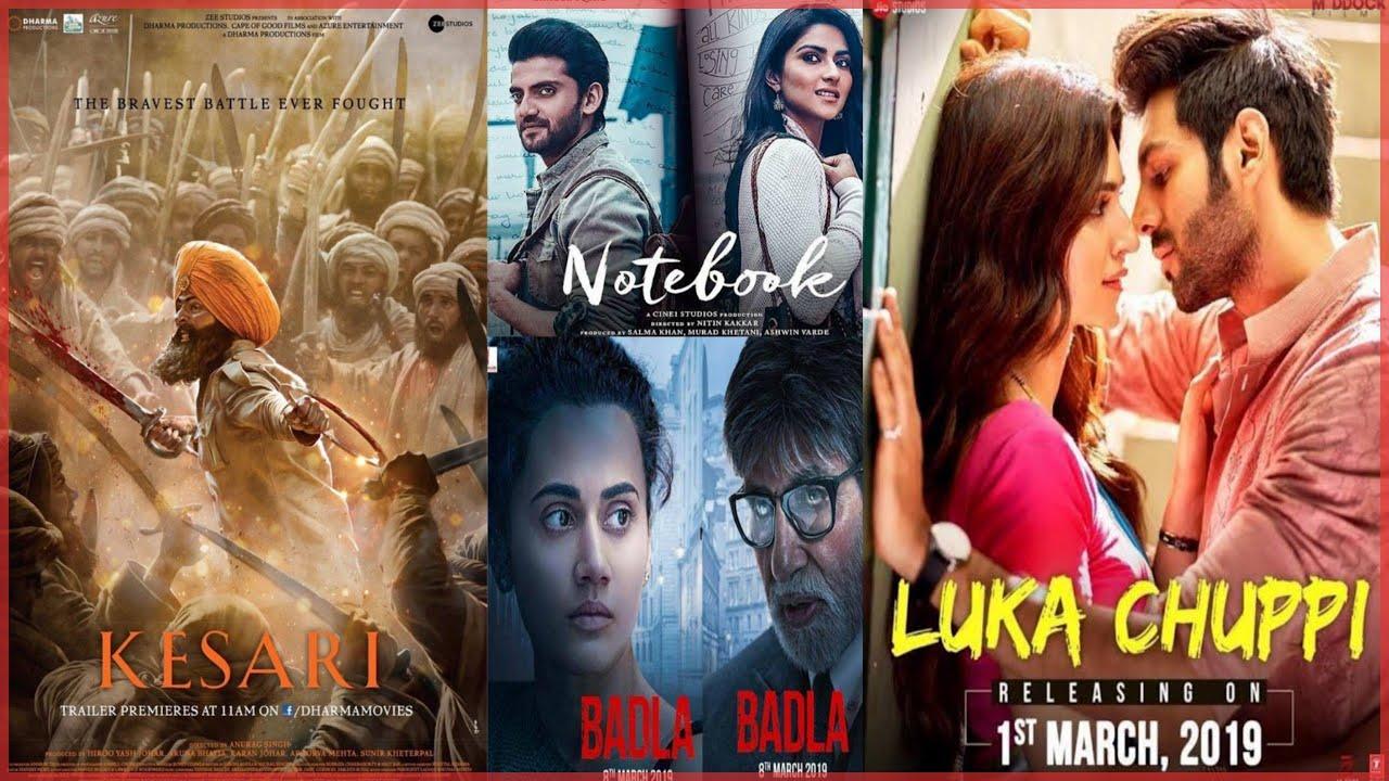 Kesari Vs 6 Big Movies Releasing In March 2019, Top 7 Bollywood Upcoming Movies In 2019
