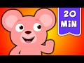 Johny Johny Yes Papa & More Popular Nursery Rhymes Collection For Children