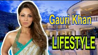 Gauri Khan (SRK Wife) Biography 2019 | Age | Family | House | Lifestyle |Education |Journey To India