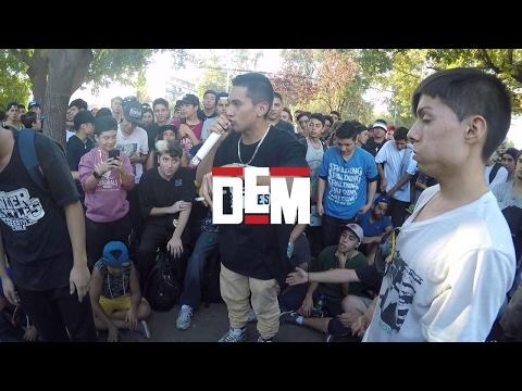 PANCHOK vs MCMARTINEZ vs SAMY GUERRA: 8vos - DEM Battles I 2017