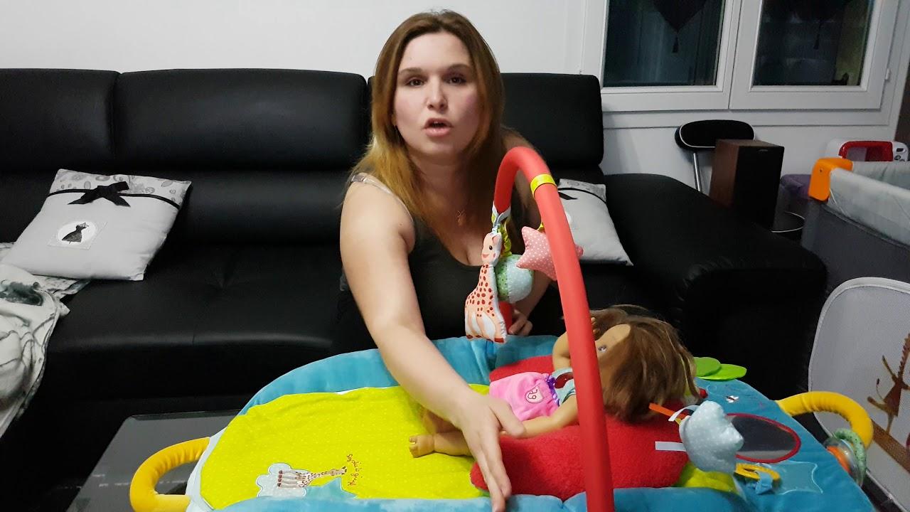 Tapis Déveil Sophie La Girafe Evolu Doux Top Ou Flop Youtube