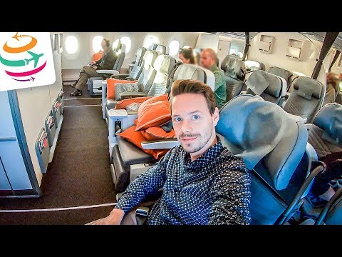 The Singapore Airlines Premium Economy A350-900 (ENG ...