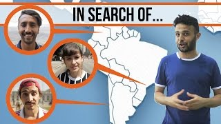 In Search of: South America - Choose Your New Copa90 Presenter!
