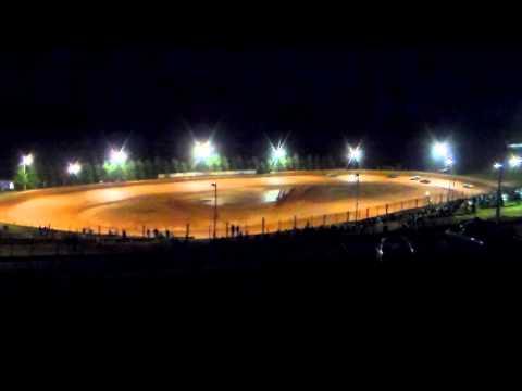 Rolling Thunder Raceway (PURESTOCK 4's) 8-16-13