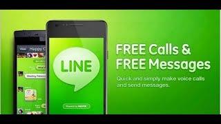 Hướng dẫn cài và sử dụng Line gọi nhắn tin miễn phí - hoạt động nhóm screenshot 1