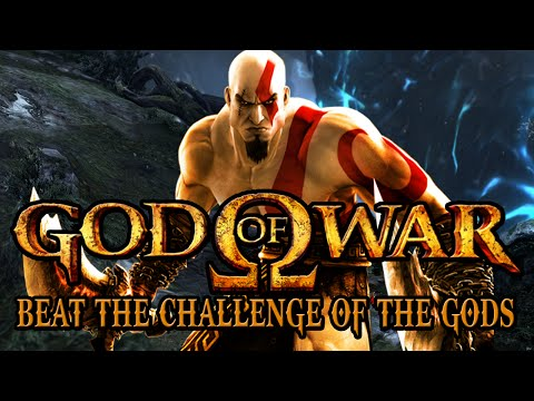🔴♘ GOD OF WAR ™ - BEAT THE CHALLENGE OF THE GODS - ♘🔴