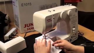 Швейній машинці Juno by JANOME E 1015